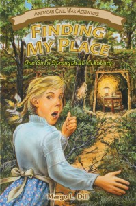 Cover for Finding My Place by Margo Dill